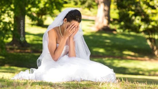 10 erros que os noivos podem cometer na organização de um casamento