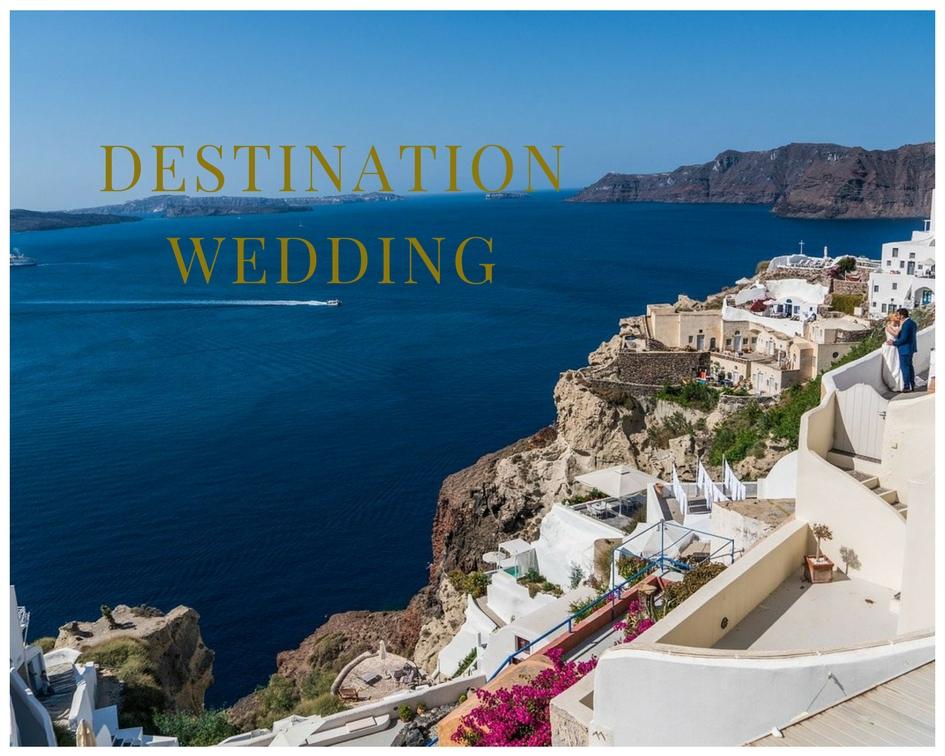 O que é Destination Wedding?