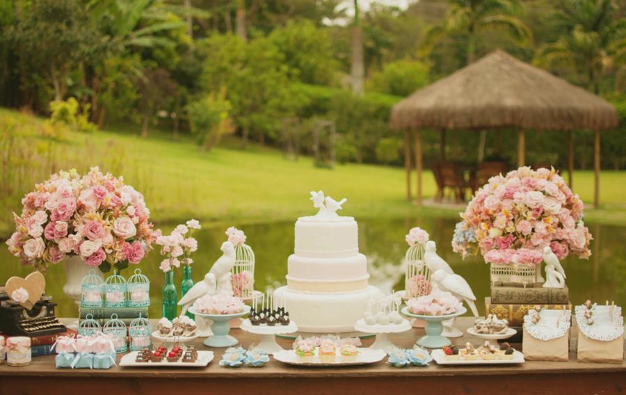 5 tipos de festa de casamento que estão mais na moda