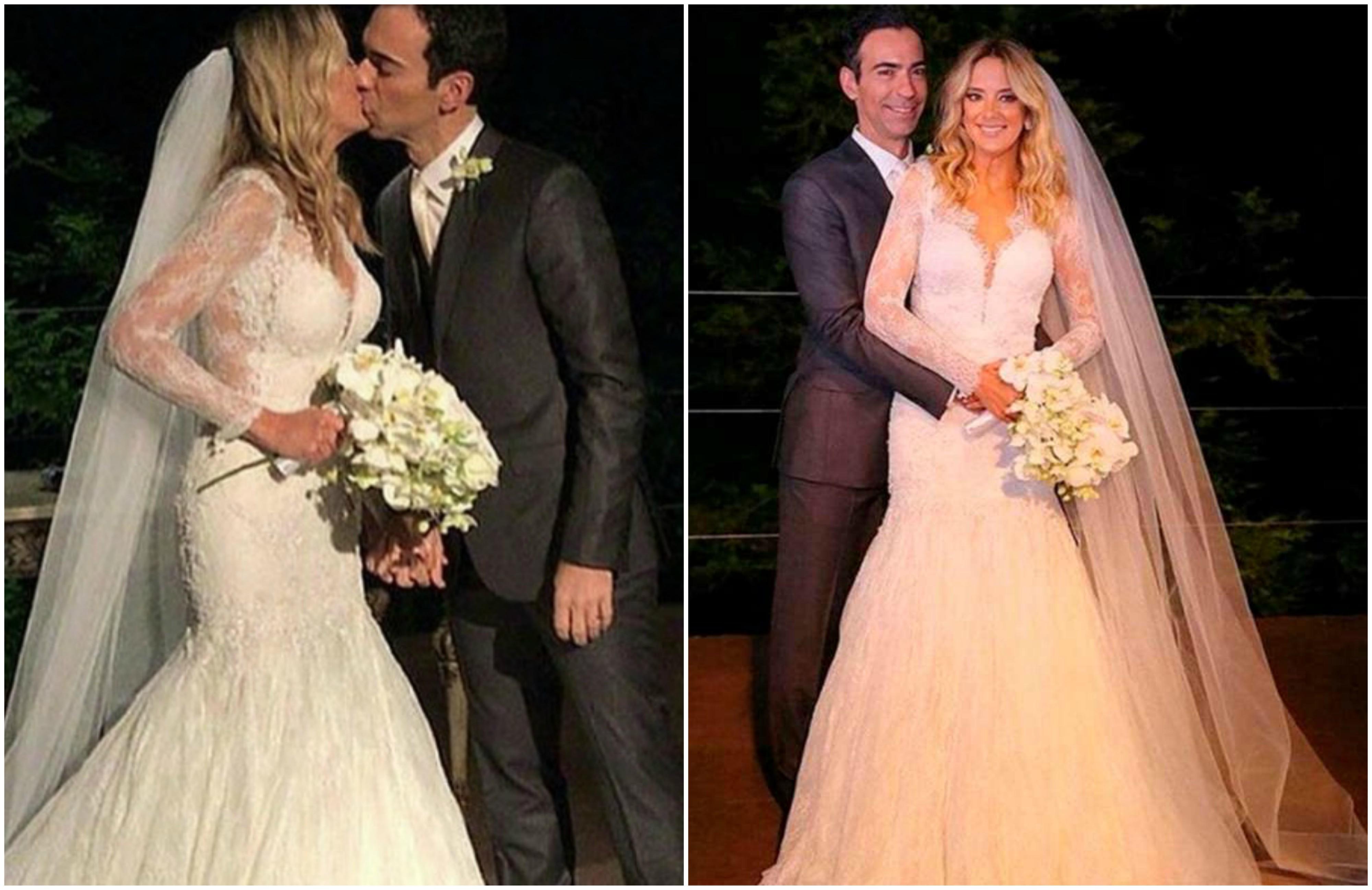 Del Chiaro Coral : Casamento Ticiane Pinheiro e César Tralli
