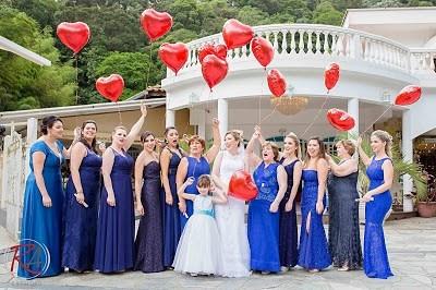 Aposte em balões para decoração de casamentos
