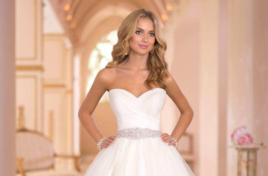 Cintos para vestido de noiva - como usar?