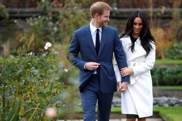 Contagem regressiva para o casamento do Príncipe Harry e Meghan Markle