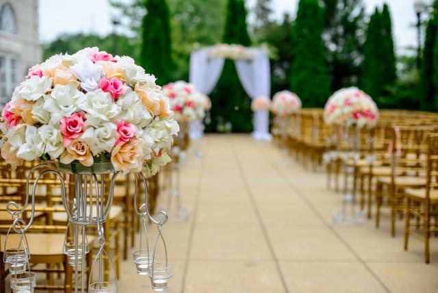 Espaços para casamentos: 4 dicas que você deve levar em consideração