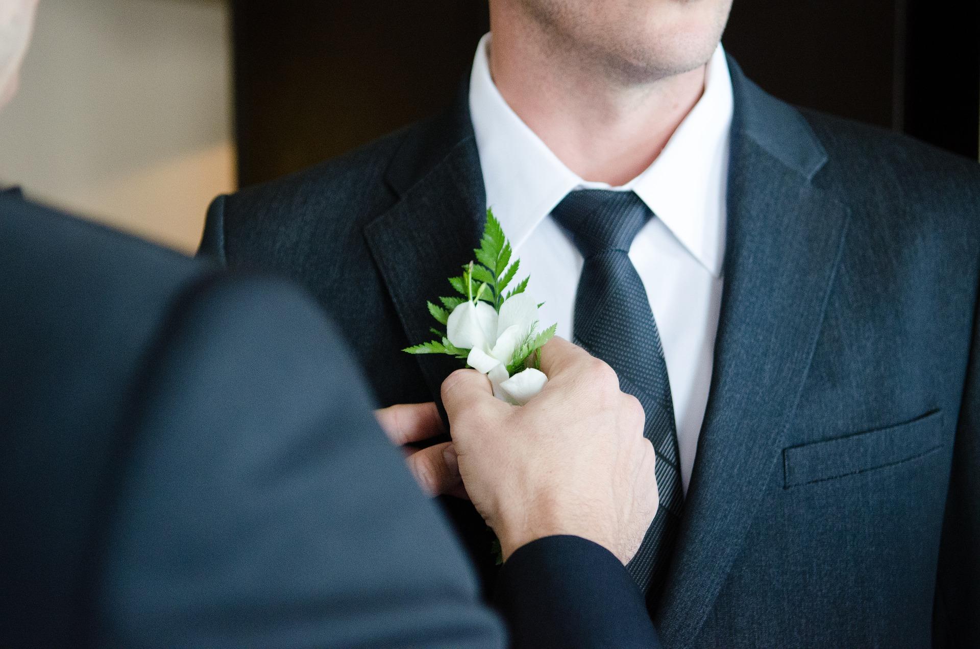 Tendência 2019: Trajes para noivos