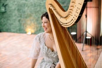 Harpista Tatiana Henna