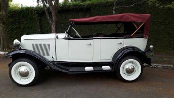 CW CLASS,                                                                                        o carro da noiva!